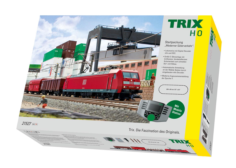 "Startpackung ""Moderner Güterverkehr"""