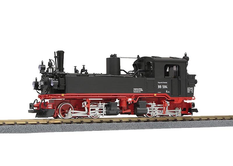Rü.KB Steam Loco IVK 99 594, Sound