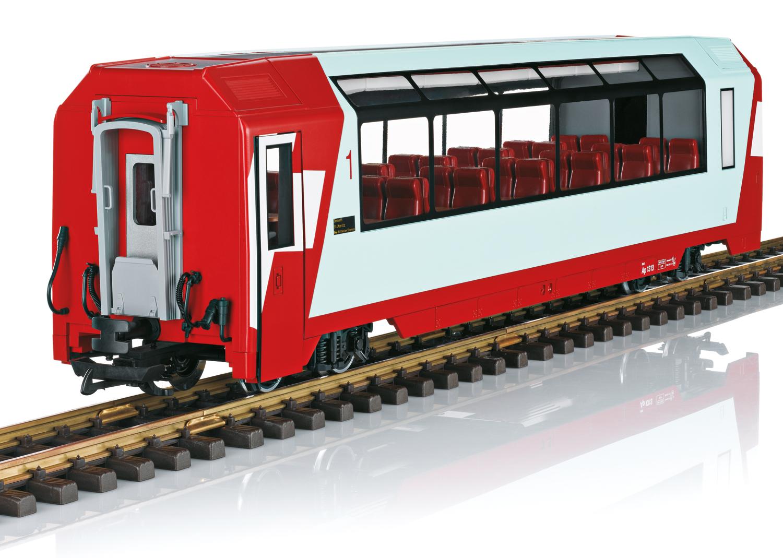 RhB Panoramawagen 1. Klasse