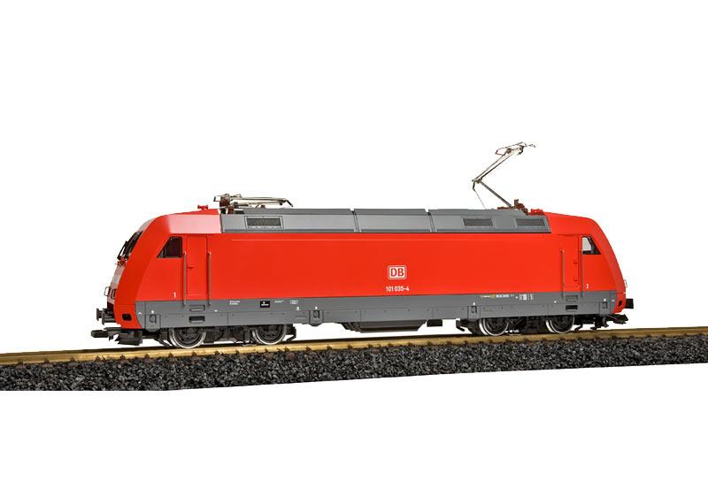 DB Electric Loco BR 101 035-4