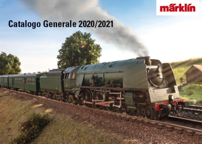 Märklin Katalog 2020/2021 IT