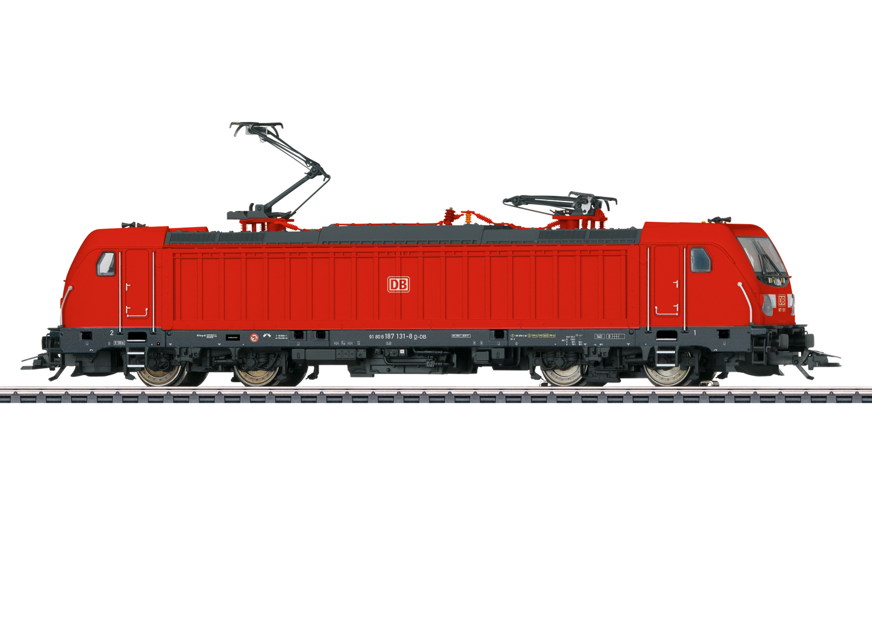 Elektrolokomotive Baureihe 187
