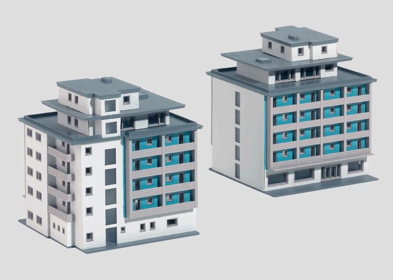 High Rise Apartment Kit.