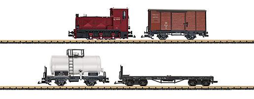Güterzug-Startset, 230 Volt