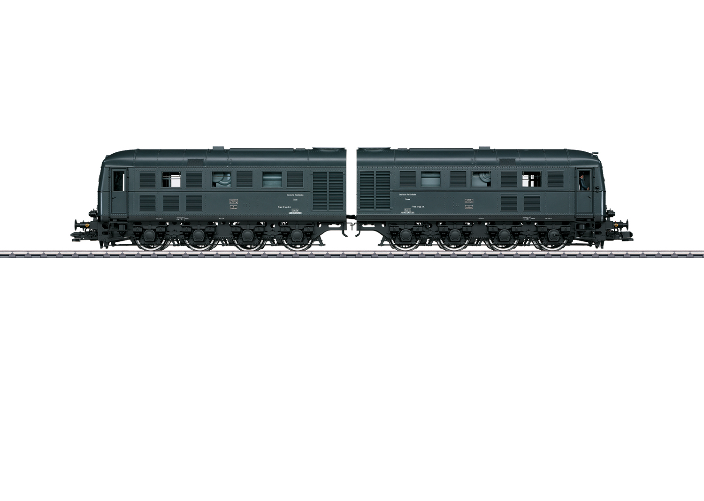 Diesellokomotive D 311.02 A/B
