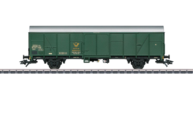 Type Post 2ss-t/13 Railroad Postal Transport Car