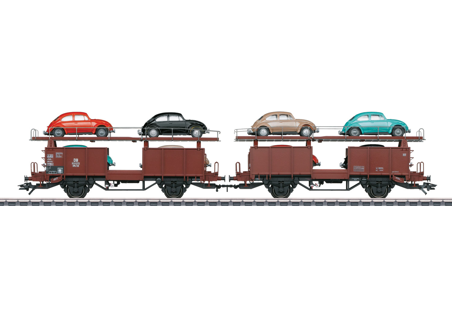 Type Offs 59 Pair of Auto Transport Cars