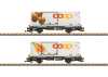 RhB Car Set with Containers for coop®