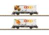 RhB-Set Containerwagen, coop®