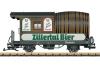 Ziller Valley Railroad Barrel Car