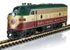 Napa Valley Wine Train Diesel Locomotive