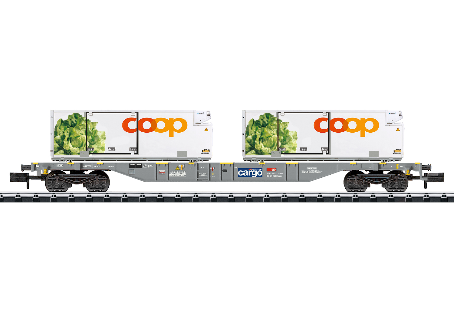 "Containertragwagen ""coop®"""