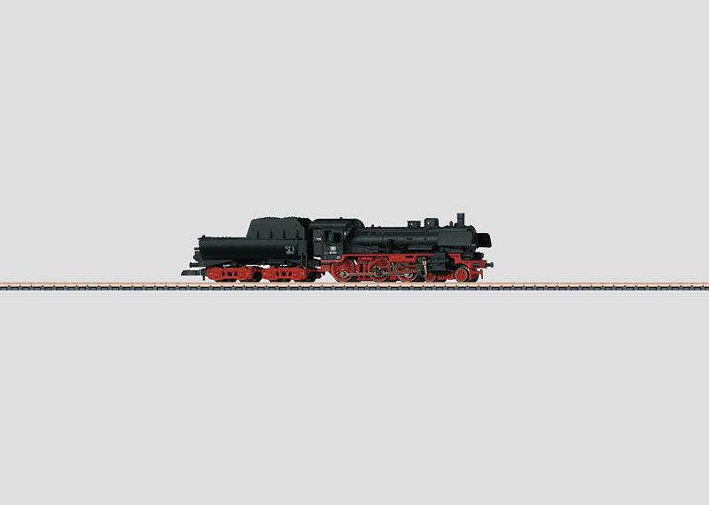 Personenzuglokomotive mit Wannentender