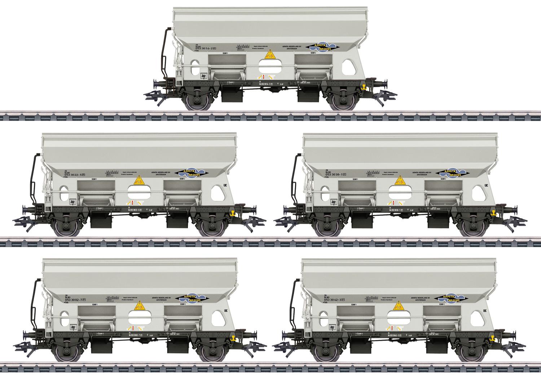 Schwenkdachwagen-Set