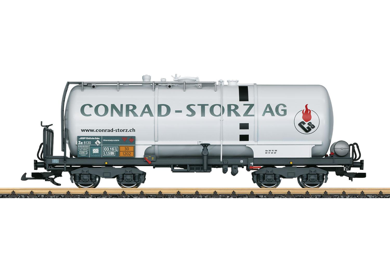 RhB Conrad Storz Tank Car