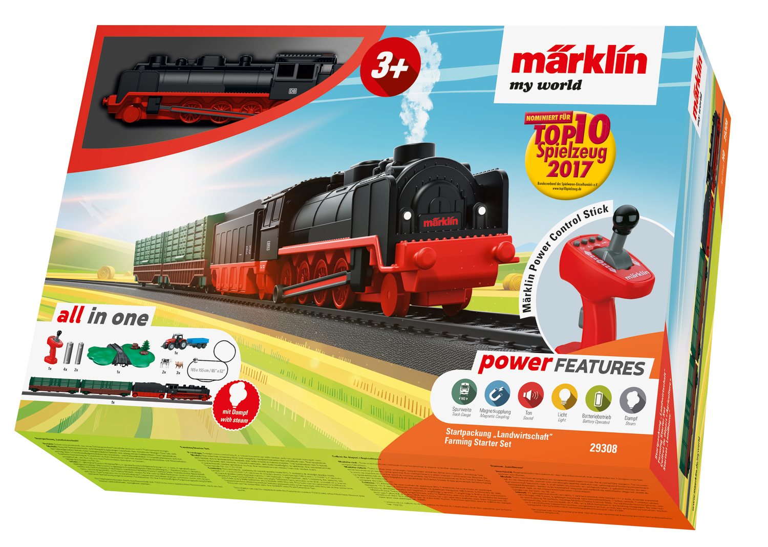 Märklin my world - Farming Starter Set