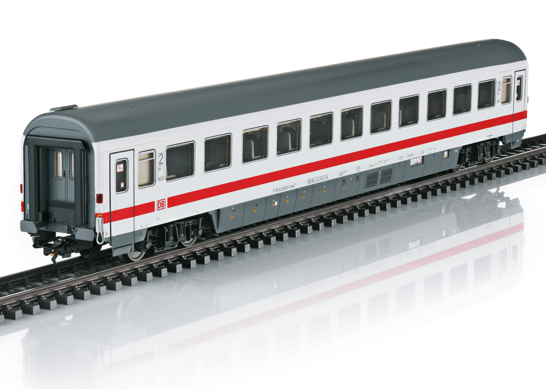 Type Bvmz 185.5 Compartment Car