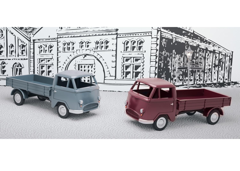 Fahrzeug-Set Tempo Hochlader (2 St.)