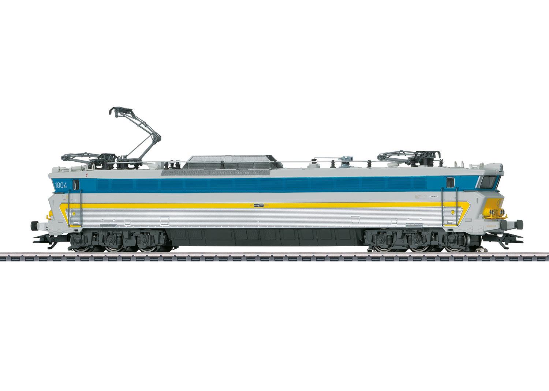 Class 18 Electric Locomotive