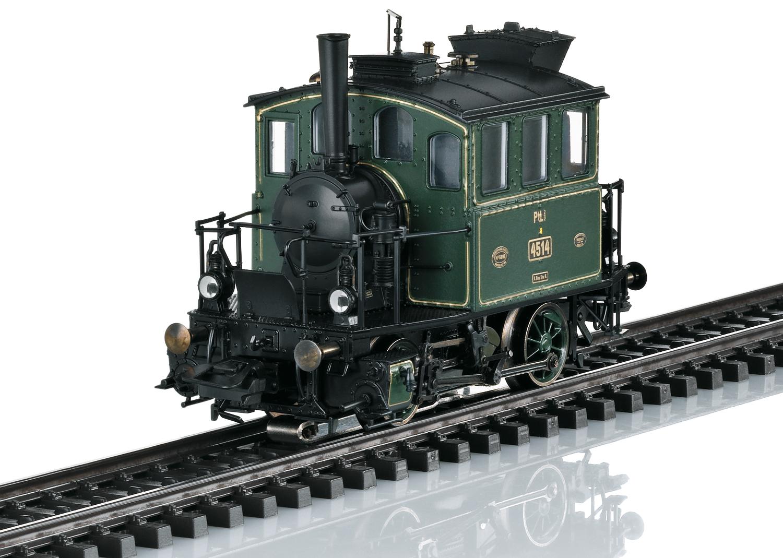 Class PtL 2/2 Steam Locomotive