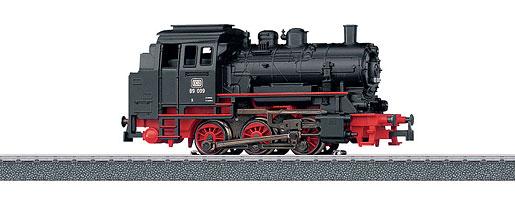 Locomotive tender