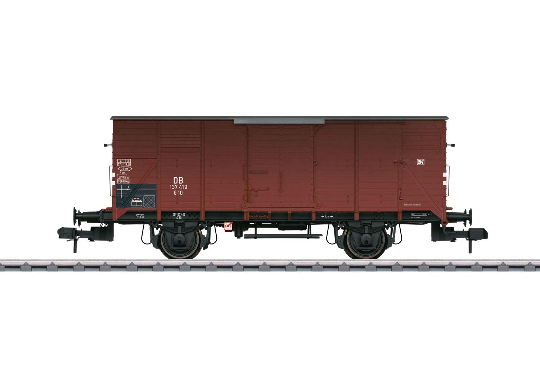 Gedeckter Güterwagen G 10