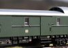 Limited Stop Fast Train Passenger Car Set for the Class VT 92.5