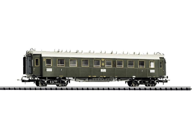 Schnellzugwagen 3. Klasse
