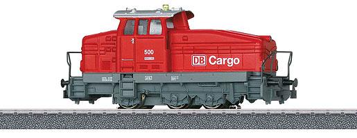Locomotive diesel Henschel DHG 500