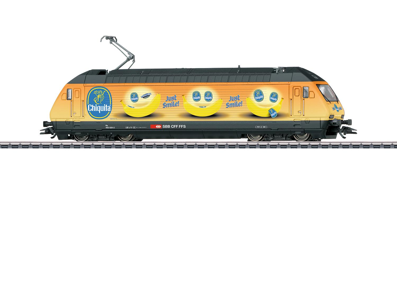 Class Re 460 Electric Locomotive
