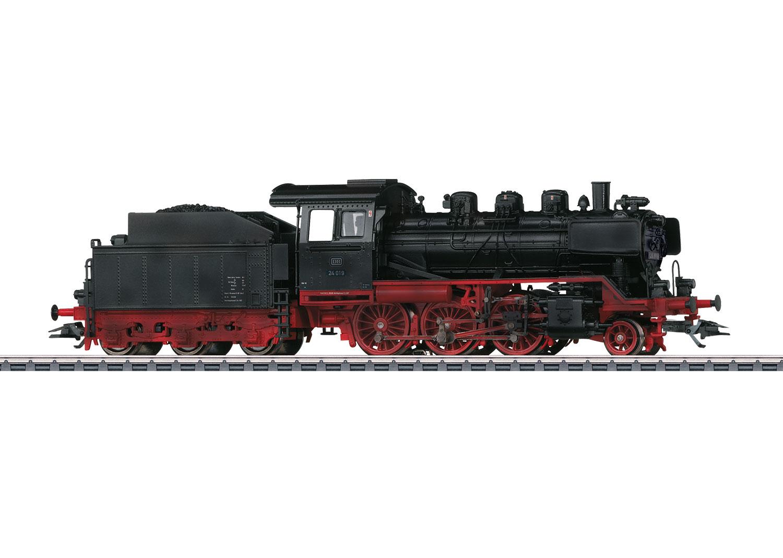 Schlepptender-Dampflokomotive BR 24