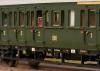 Passenger Car Set for the Class E 44.5