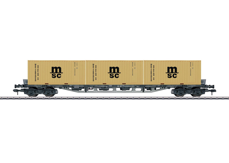 Type Sgjs 716 General-Purpose Container Transport Car
