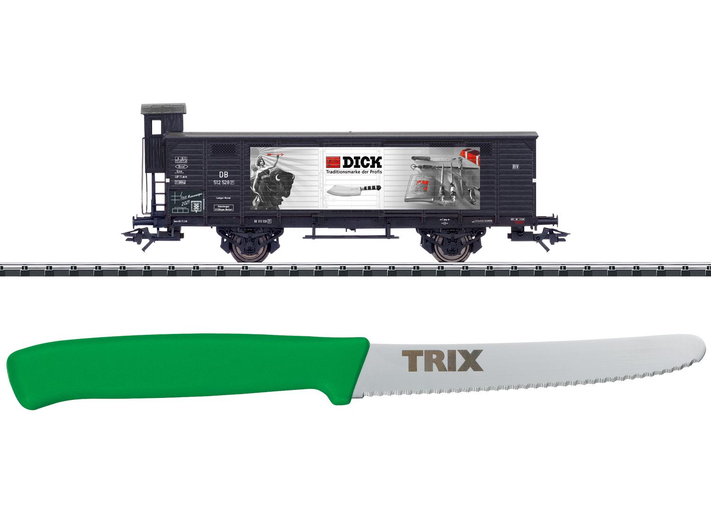 Museumswagen Trix H0 2021
