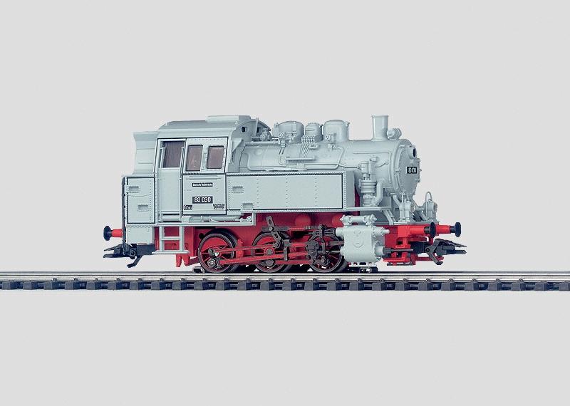 H0-Museumslokomotive.