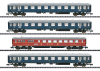 """MERKUR"" Express Train Passenger Car Set"
