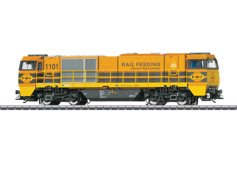 Class G 2000 BB Diesel Locomotive