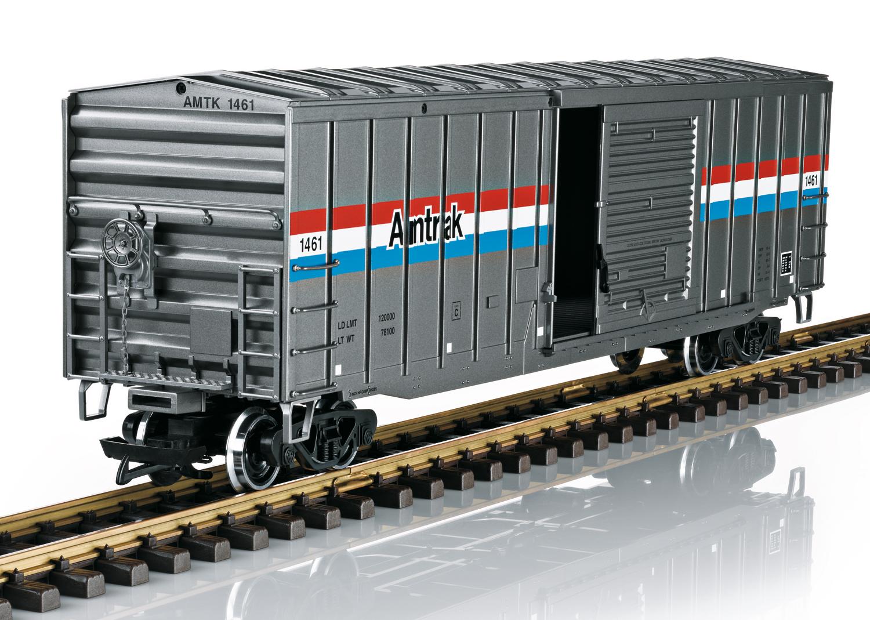 Amtrak Materialwagen Phase III
