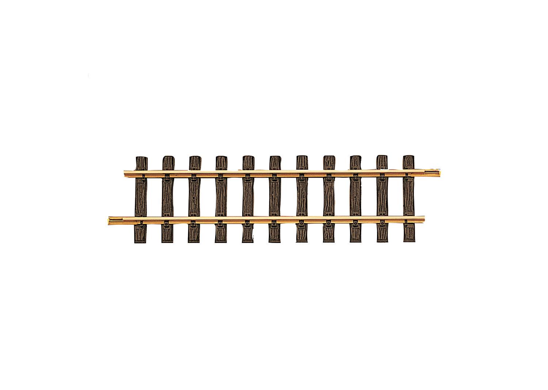 "Straight Track, 300 mm / 11-13/16"""