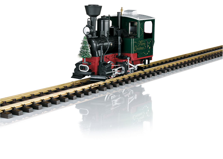 """Stainz"" Christmas Locomotive"