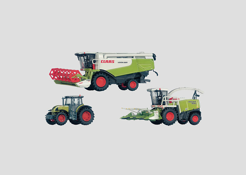 Farm Machinery Sales Package.