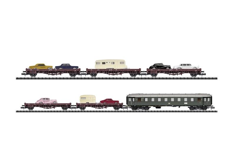 """Wagen-Set """"Hindenburg-Damm"""""""