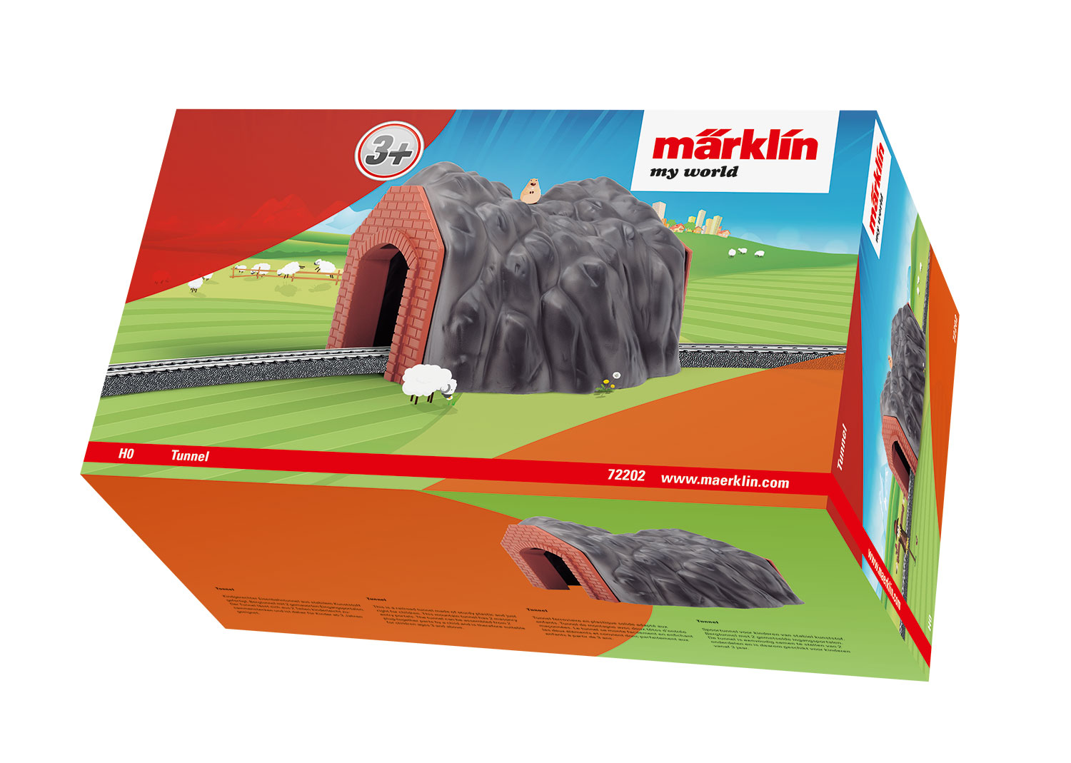 Märklin my world - Tunnel.