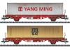 Container-Tragwagen-Set Lgs 580