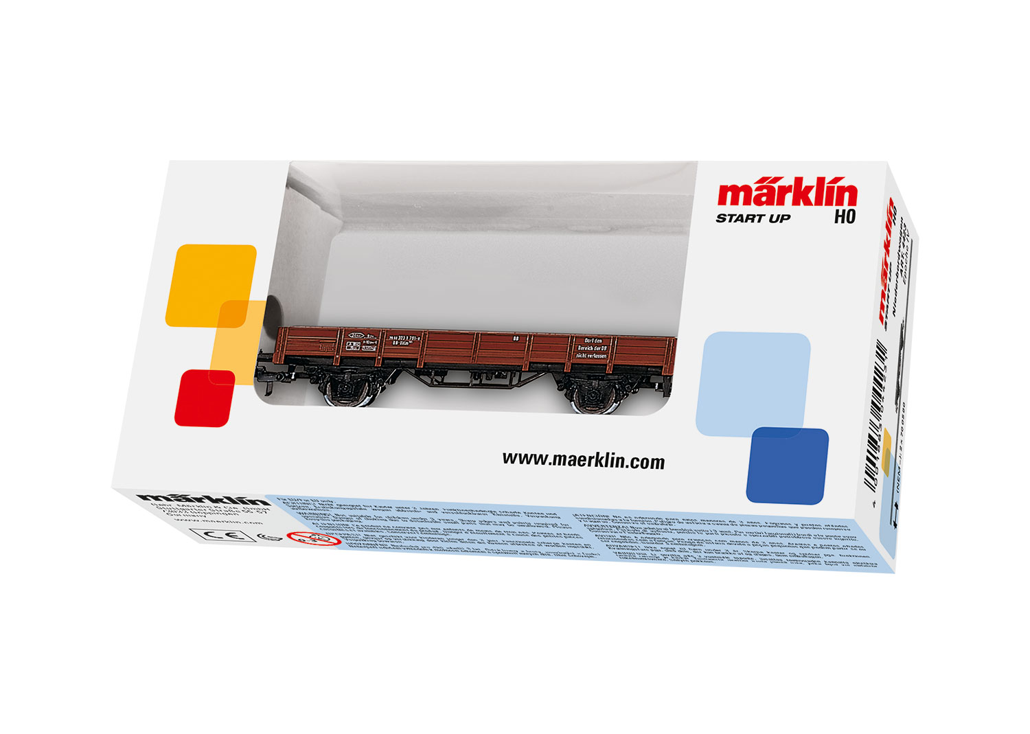 Märklin Start up - Niederbordwagen