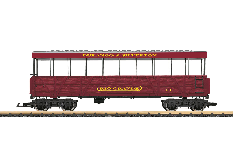 """D&S RR Aussichtswagen """"Rio Grande"""""""