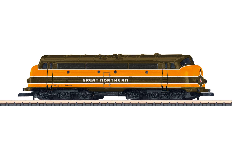 Diesellocomotief serie 1100