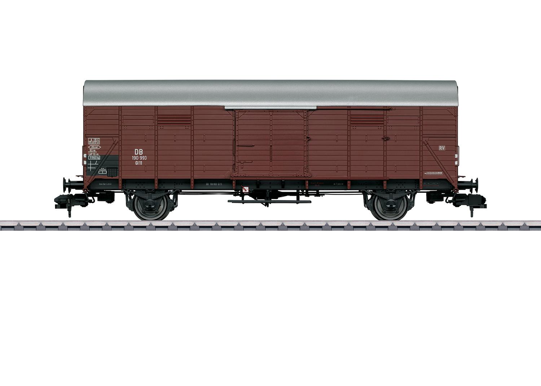 Gedeckter Güterwagen GI 11