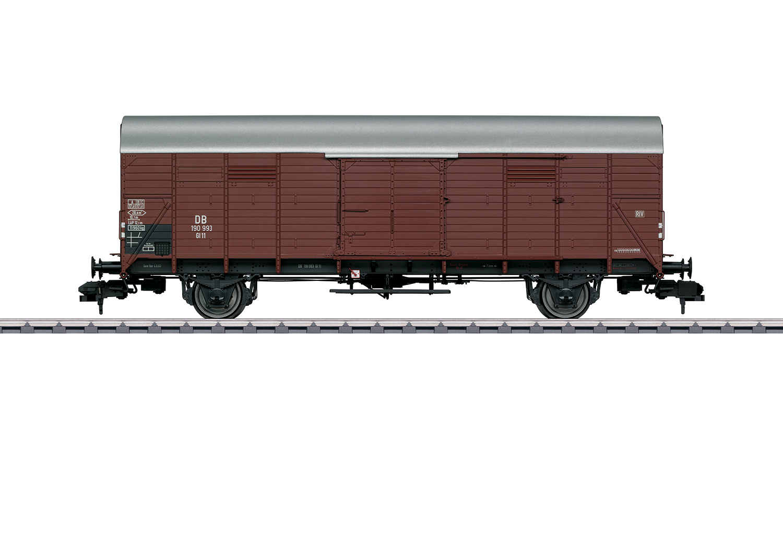 Type Gl 11 Boxcar