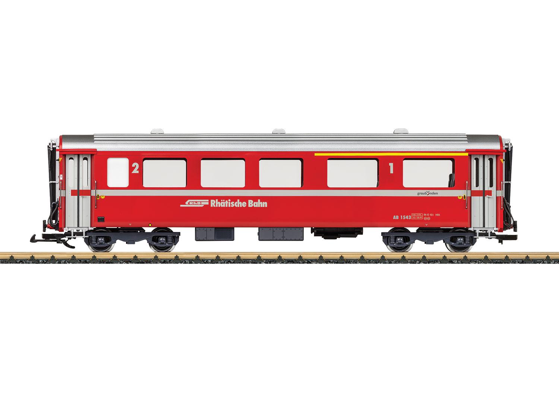 RhB Schnellzugwagen 1./2. Klasse